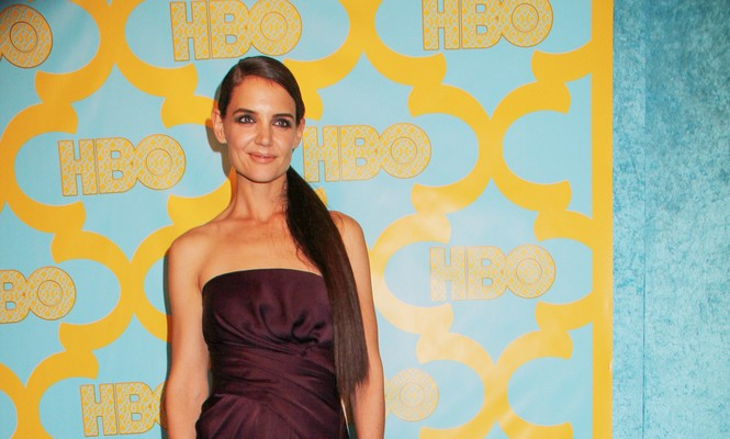 Cupid's Pulse Article: Dating Advice: What Katie Holmes Can Teach Us About Post-Divorce Hooking Up