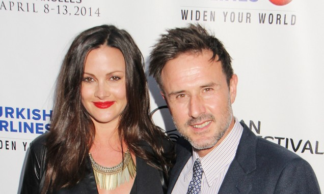 Cupid's Pulse Article: David Arquette Celebrates Celebrity Wedding with Christina McLarty with Intimate Ceremony