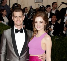 Emma Stone Is Caught Carrying Andrew Garfield-Labeled Bag Post Celebrity Break-Up