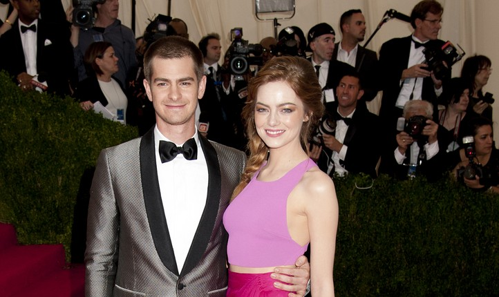 Cupid's Pulse Article: Emma Stone Is Caught Carrying Andrew Garfield-Labeled Bag Post Celebrity Break-Up