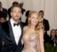 Hollywood Couple Blake Lively and Ryan Reynolds Battle for Daughter's First Word