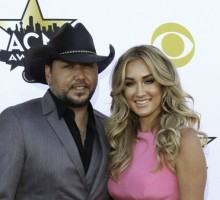 Jason Aldean Says Celebrity Wife Brittany Kerr 'Keeps Me Focused and Grounded'