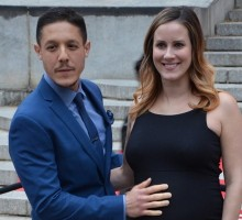 'Sons of Anarchy' Star Theo Rossi Is Expecting Celebrity Baby with Wife Meghan McDermott