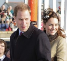 Prince William Beats Kate In Canadian Dragonboat Race