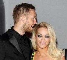Rita Ora Enjoys Disneyland While Celebrity Ex Calvin Harris Cuddles with Taylor Swift