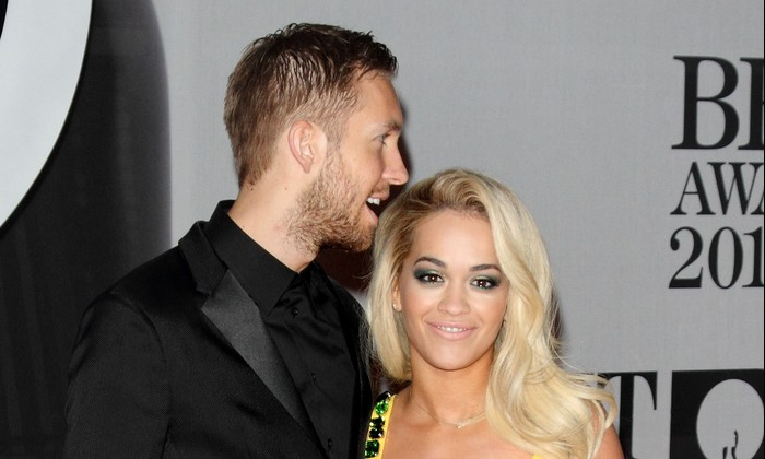 Cupid's Pulse Article: Rita Ora Enjoys Disneyland While Celebrity Ex Calvin Harris Cuddles with Taylor Swift