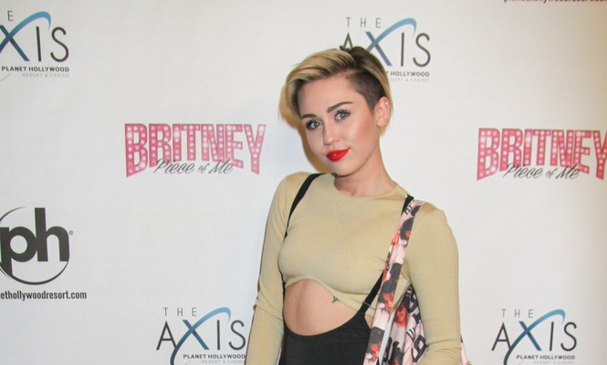Cupid's Pulse Article: Celebrity News: Is Miley Cyrus Expecting a Celebrity Baby?