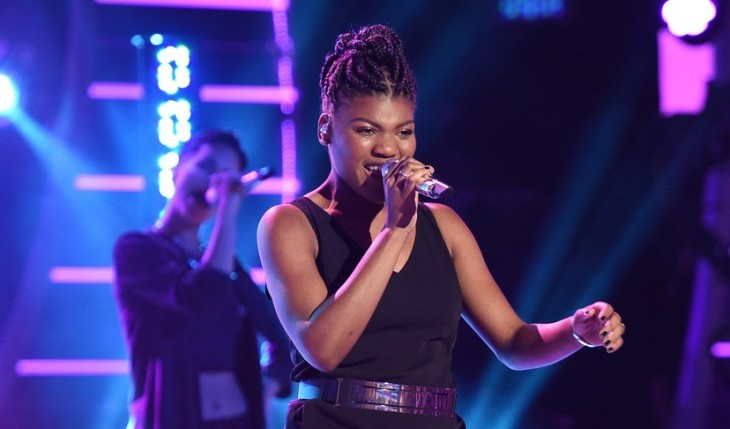 Cupid's Pulse Article: 'American Idol' Eliminated Contestant Tyanna Jones Takes Us Through Her Emotional Journey