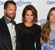 "Brooke Burke-Charvet Talks About Her Marriage in Celebrity Video Interview: ""We Carve Out Time for Each Other"""