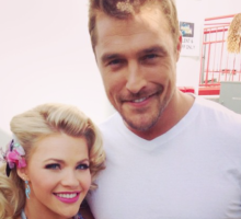 Former 'Bachelor' Chris Soules Regrets Making 'DWTS' Partner Witney Carson Cry