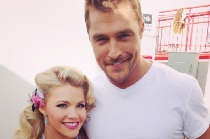 Cupid's Pulse Article: Former 'Bachelor' Chris Soules Regrets Making 'DWTS' Partner Witney Carson Cry