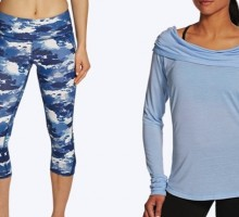 Product Review: Get Fit with Gaiam's New Versatile Spring Workout Attire!