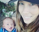 Justin Timberlake Debuts First Pic of Celebrity Baby Silas with Wife Jessica Biel
