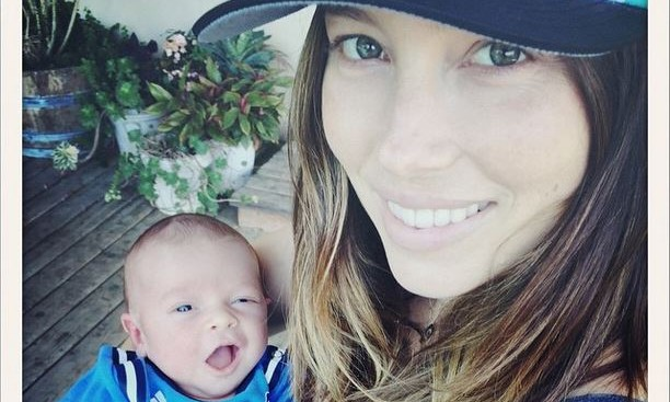 Cupid's Pulse Article: Justin Timberlake Debuts First Pic of Celebrity Baby Silas with Wife Jessica Biel