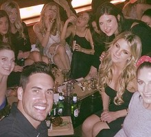 New Celebrity Couple? Reality TV Stars Josh Murray and Ashley Iaconetti Party Together in NYC