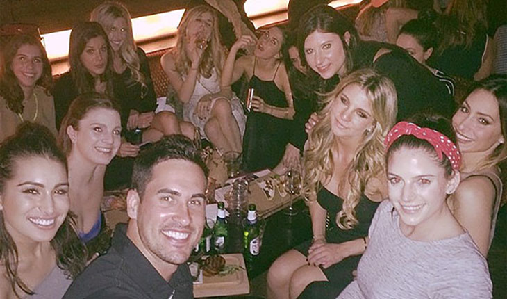 Cupid's Pulse Article: New Celebrity Couple? Reality TV Stars Josh Murray and Ashley Iaconetti Party Together in NYC