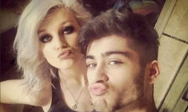 Cupid's Pulse Article: Former One Direction Member Zayn Malik Enjoys Celebrity Vacation with Fiancee Perrie Edwards
