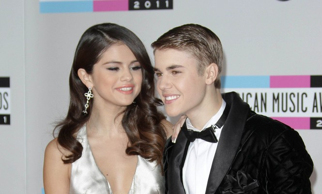 Cupid's Pulse Article: Celebrity Exes Justin Bieber and Selena Gomez Reunite in Trending Video