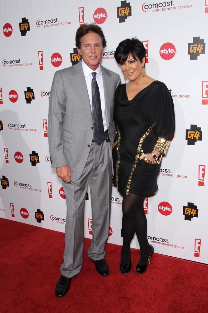 Cupid's Pulse Article: Kris Jenner Says She and Celebrity Ex Bruce Jenner Were 'A Match Made in Heaven'