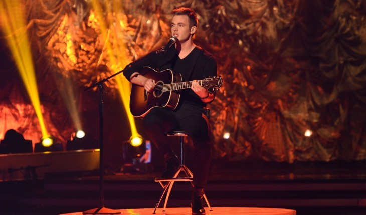 American Idol, Clark Beckham, reality TV, exclusive celebrity interview