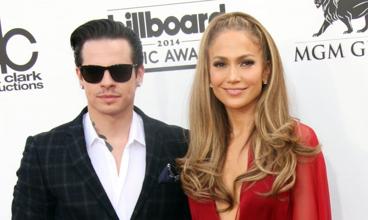 Cupid's Pulse Article: Jennifer Lopez Makes Celebrity Ex Casper Smart Her #ManCrushMonday