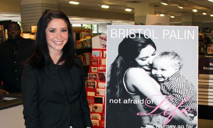 Cupid's Pulse Article: Bristol Palin Feels 'So Blessed' On What Would Have Been Her Celebrity Wedding Day