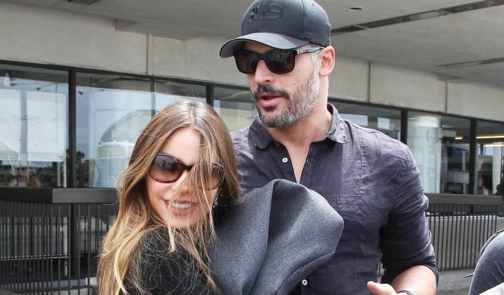 Cupid's Pulse Article: Sofia Vergara Opens Up About Living with Fiance Joe Manganiello and Their Celebrity Wedding Date