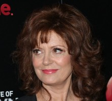 Single Celebrity Susan Sarandon 'Trying to Figure Out' the Single Life