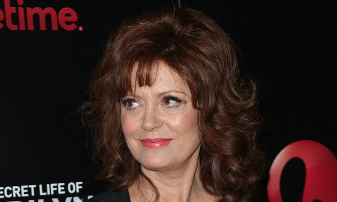 Cupid's Pulse Article: Single Celebrity Susan Sarandon 'Trying to Figure Out' the Single Life