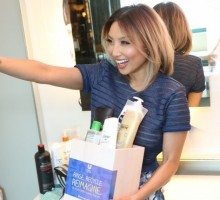 Celebrity Interview: 'The Real' Co-Host Jeannie Mai Shares Recycling Tips and Beauty Advice