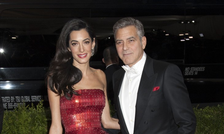 Cupid's Pulse Article: George Clooney Says His Sports Obsession 'Kills' Celebrity Love Amal Alamuddin