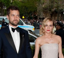 Hollywood Couple Joshua Jackson and Diane Kruger Cook Together