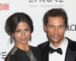 Matthew McConaughey Credits Celebrity Wife Camila Alves for His Happiness