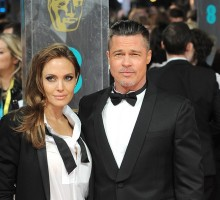 Famous Couple Angelina Jolie and Brad Pitt Are House Hunting in London