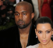 Kanye West Sends Celebrity Love Kim Kardashian Gushing Anniversary Twitter Message One Day Late