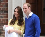 Kate Middleton and Prince William Introduce Royal Celebrity Baby to Family