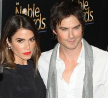 Celebrity News: Ian Somerhalder Gushes Over Starting a Family With Wife Nikki Reed