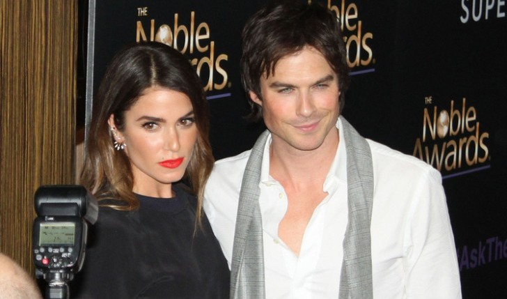 Cupid's Pulse Article: Celebrity Couple Nikki Reed and Ian Somerhalder Step Out for First Time Since Welcoming Daughter