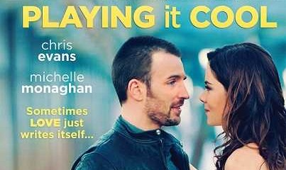 Cupid's Pulse Article: Relationship Movie 'Playing It Cool' Features a Loveless Chris Evans