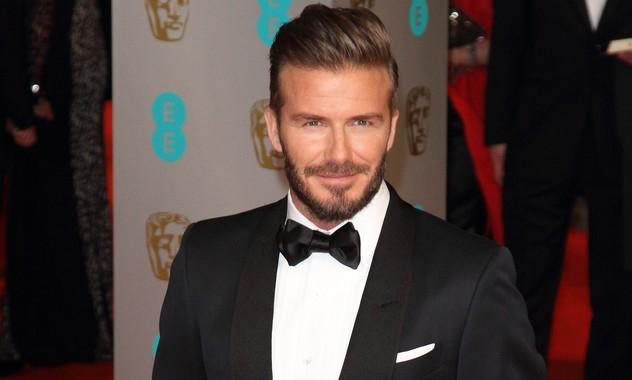 Cupid's Pulse Article: David Beckham