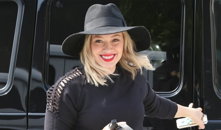 Cupid's Pulse Article: Celebrity News: New Couple Hilary Duff & Matthew Koma 'Had Great Chemistry in the Studio'