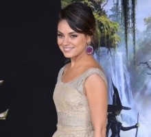 Mila Kunis Hits Red Carpet 4 Months After Having Celebrity Baby, Talks Raising Kids