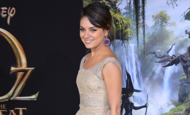 Cupid's Pulse Article: Mila Kunis Hits Red Carpet 4 Months After Having Celebrity Baby, Talks Raising Kids