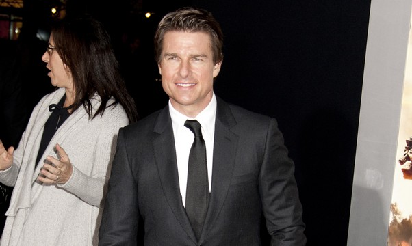 Cupid's Pulse Article: Tom Cruise