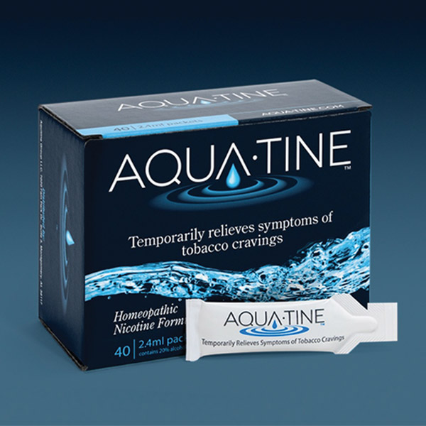 Cupid's Pulse Article: Product Review: Curb Your Nicotine Craving and Find Love With Aqua-tine™!