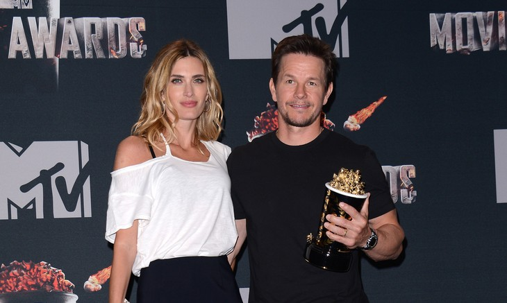 Cupid's Pulse Article: Mark Wahlberg Shares Secrets to Successful Celebrity Marriage with Rhea Durham