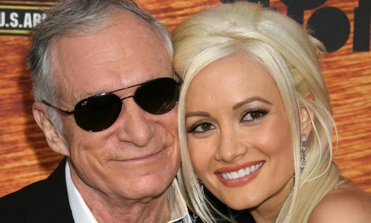 Holly Madison wrote a tell-all memoir about the Playboy Mansion. Photo: ER/Flynetonline.com
