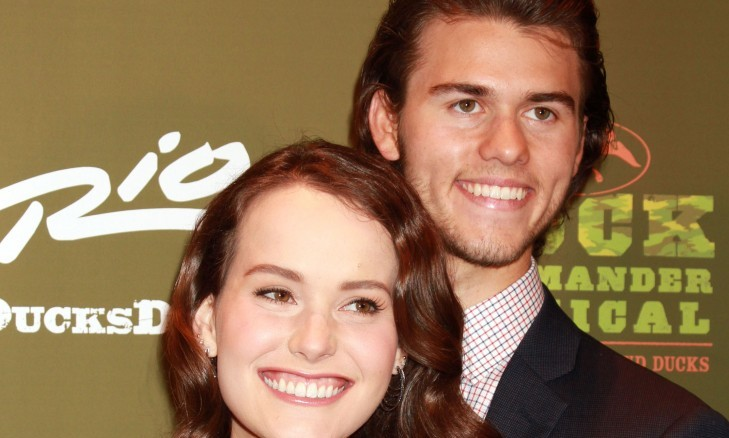 Cupid's Pulse Article: 'Duck Dynasty' Star John Luke Robertson Celebrates Celebrity Marriage with Mary Kate McEacharn