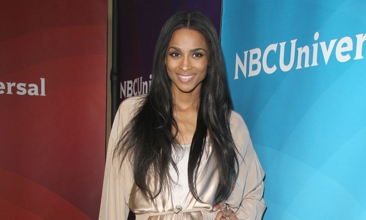 Cupid's Pulse Article: New Celebrity Couple Ciara and Russell Wilson Make Red Carpet Debut