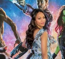 Zoe Saldana Says Studios Panicked When She Announced Celebrity Pregnancy